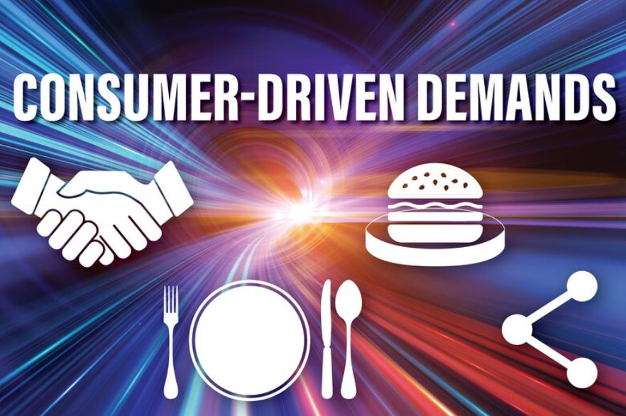 consumer-driven demands