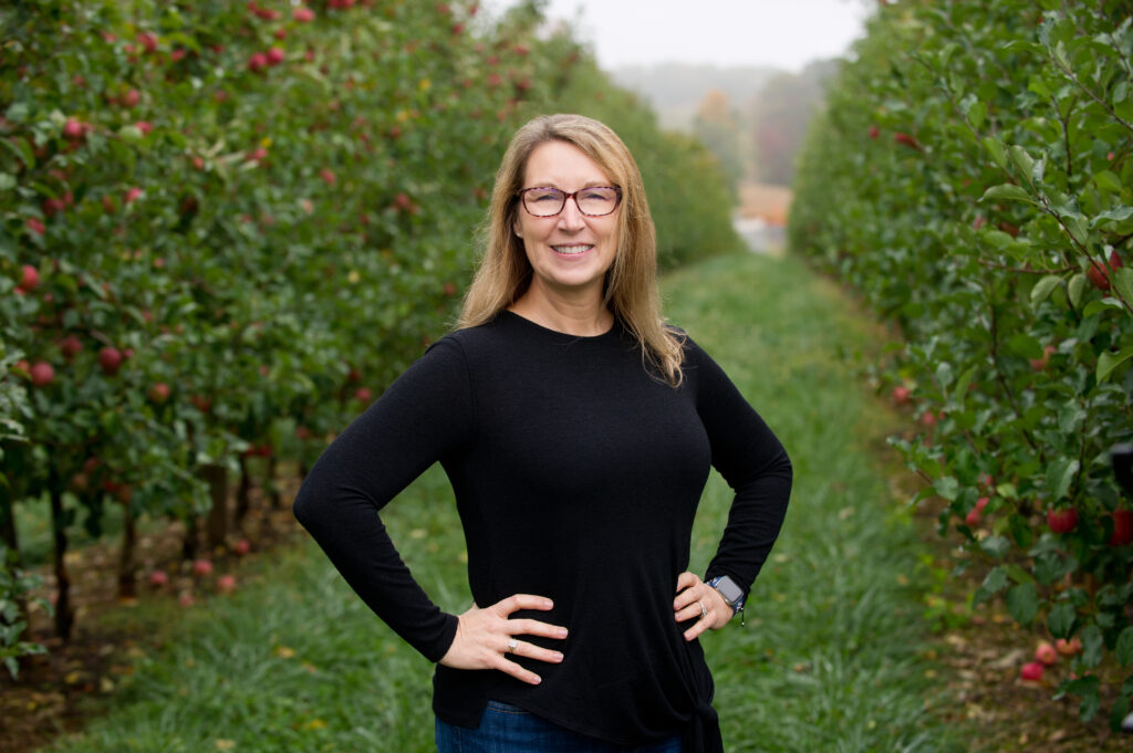 Amy O'Shea, CEO, Certis Biologicals